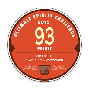 Accolade for Jim Beam® Devil's Cut®: Ultimate Spirits Challenge.