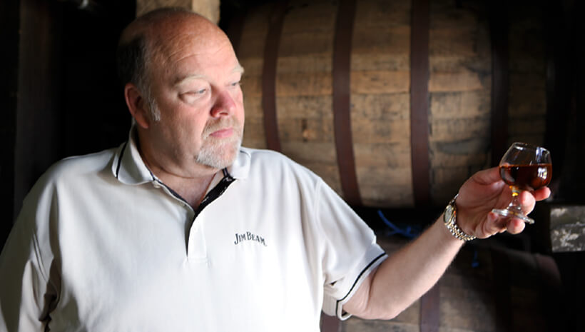 Photo of Fred Noe, 7th Generation Master Distiller.