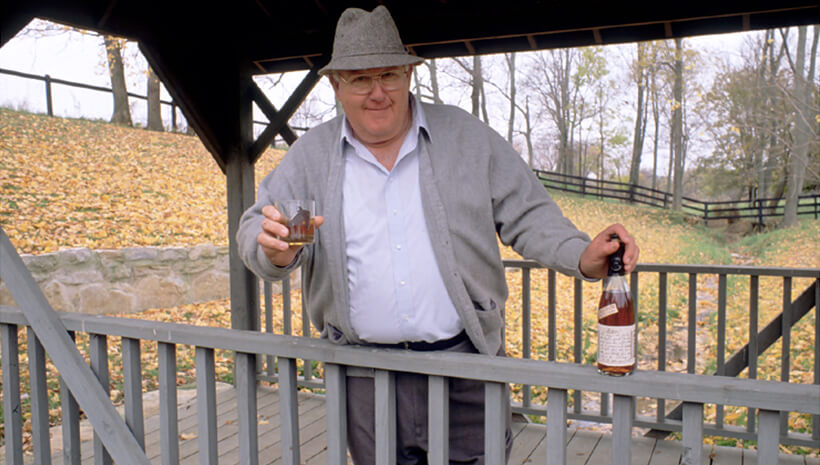 Booker Noe, 6th Generation Master Distiller.