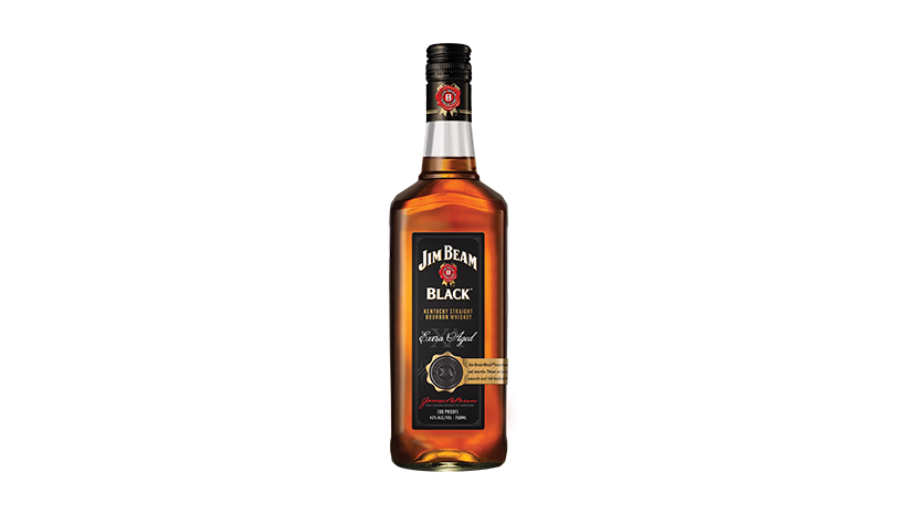Packshot Jim Beam Black®