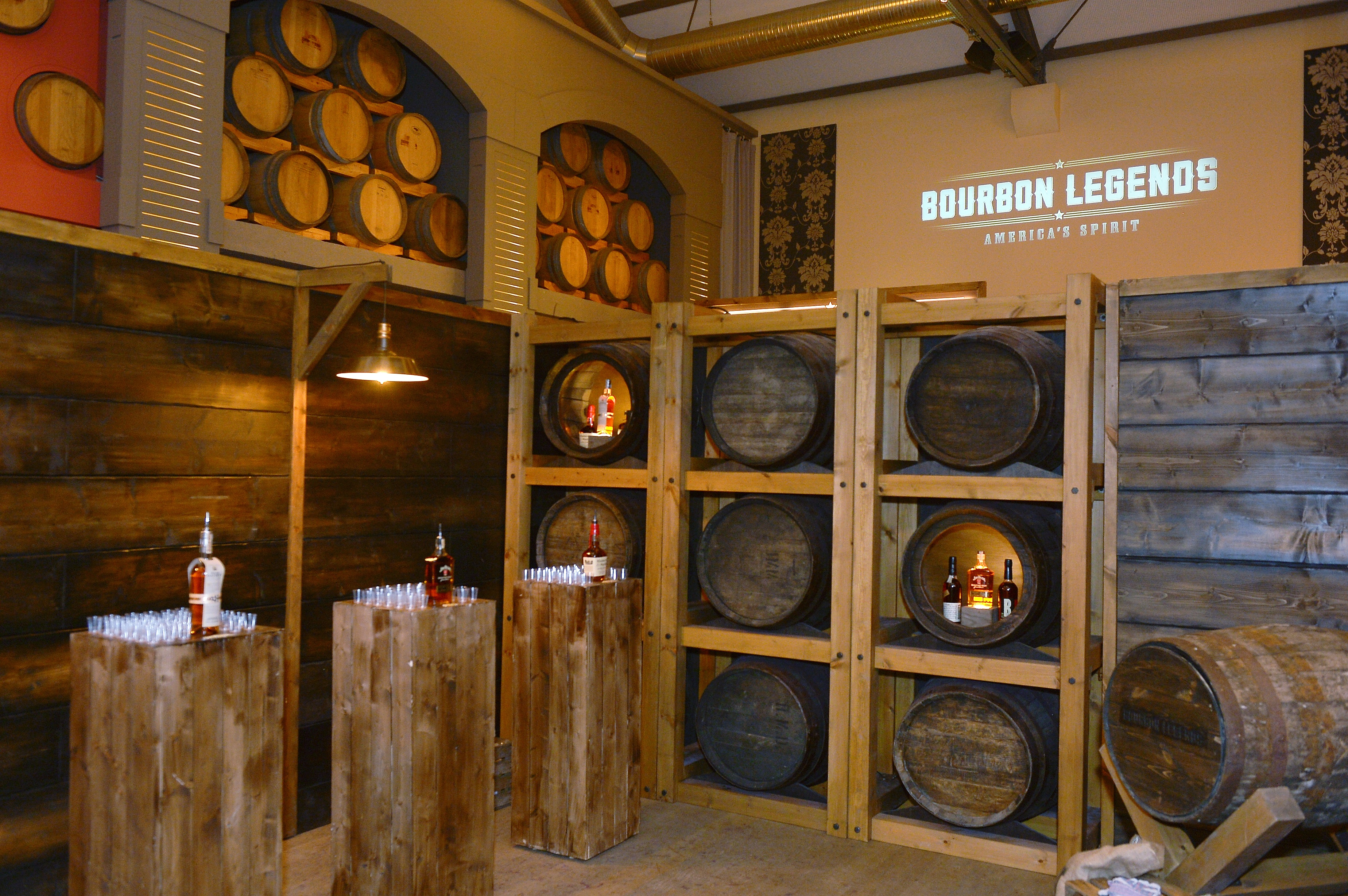 Bourbon Legends Pop-Up Event Frankfurt