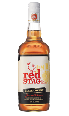 Packshot Red Stag by Jim Beam®.