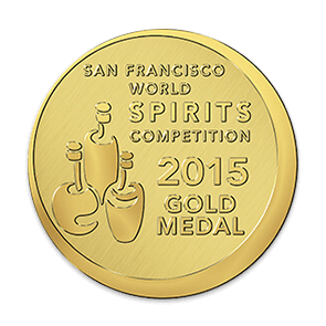 San Francisco World Spirits Competition Auszeichnung für Distiller's Masterpiece.