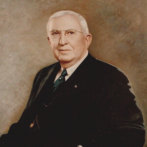 Photo of James Beauregard Beam.