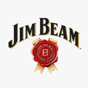 Jim Beam Logo.