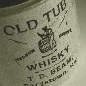 """Old Tub"" label."
