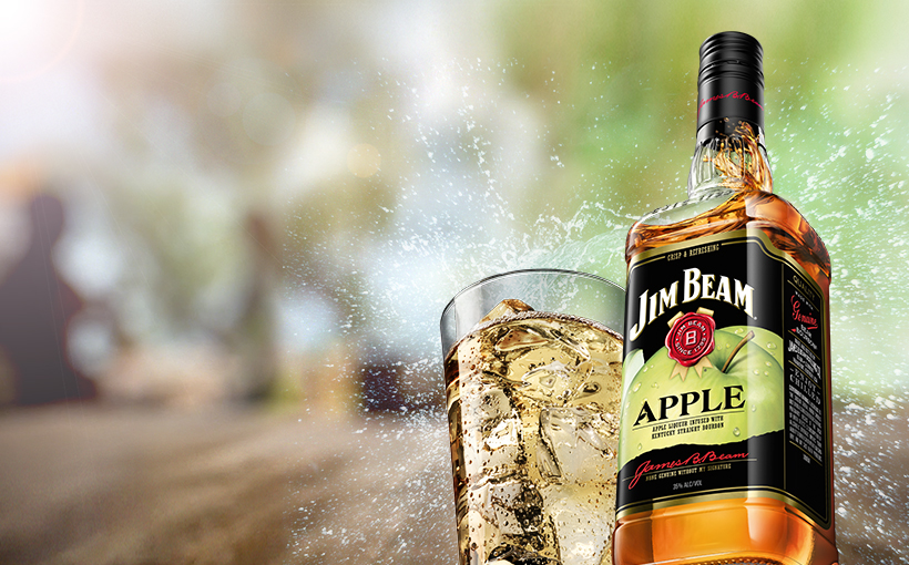 Image de Jim Beam® Apple.