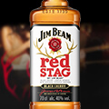 Red Stag by Jim Beam® Packshot.