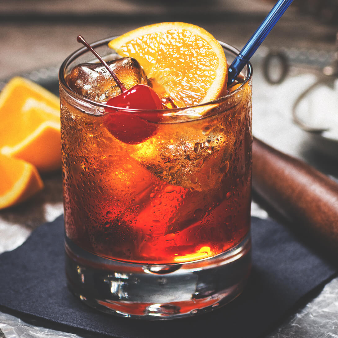 CRAFTED OLD FASHIONED