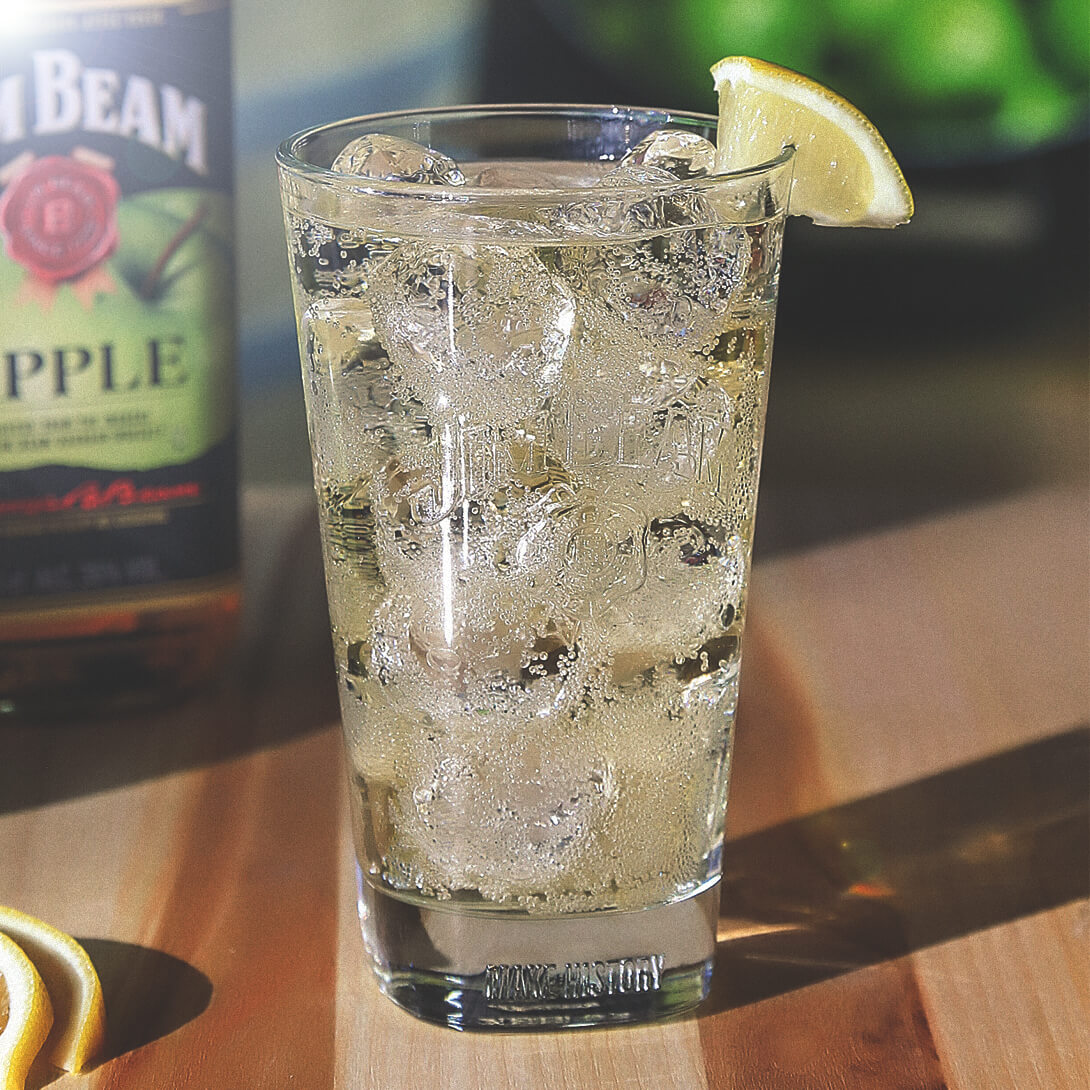 Jim Beam® Apple & Soda