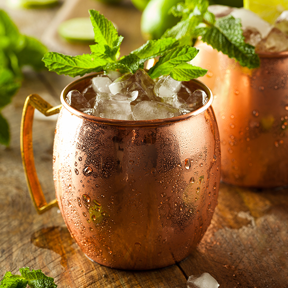 Jim Beam® Apple Mule