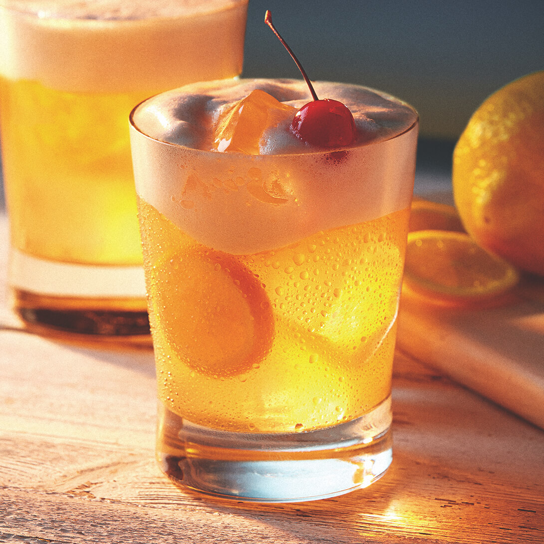 Jim Beam® Bourbon Sour