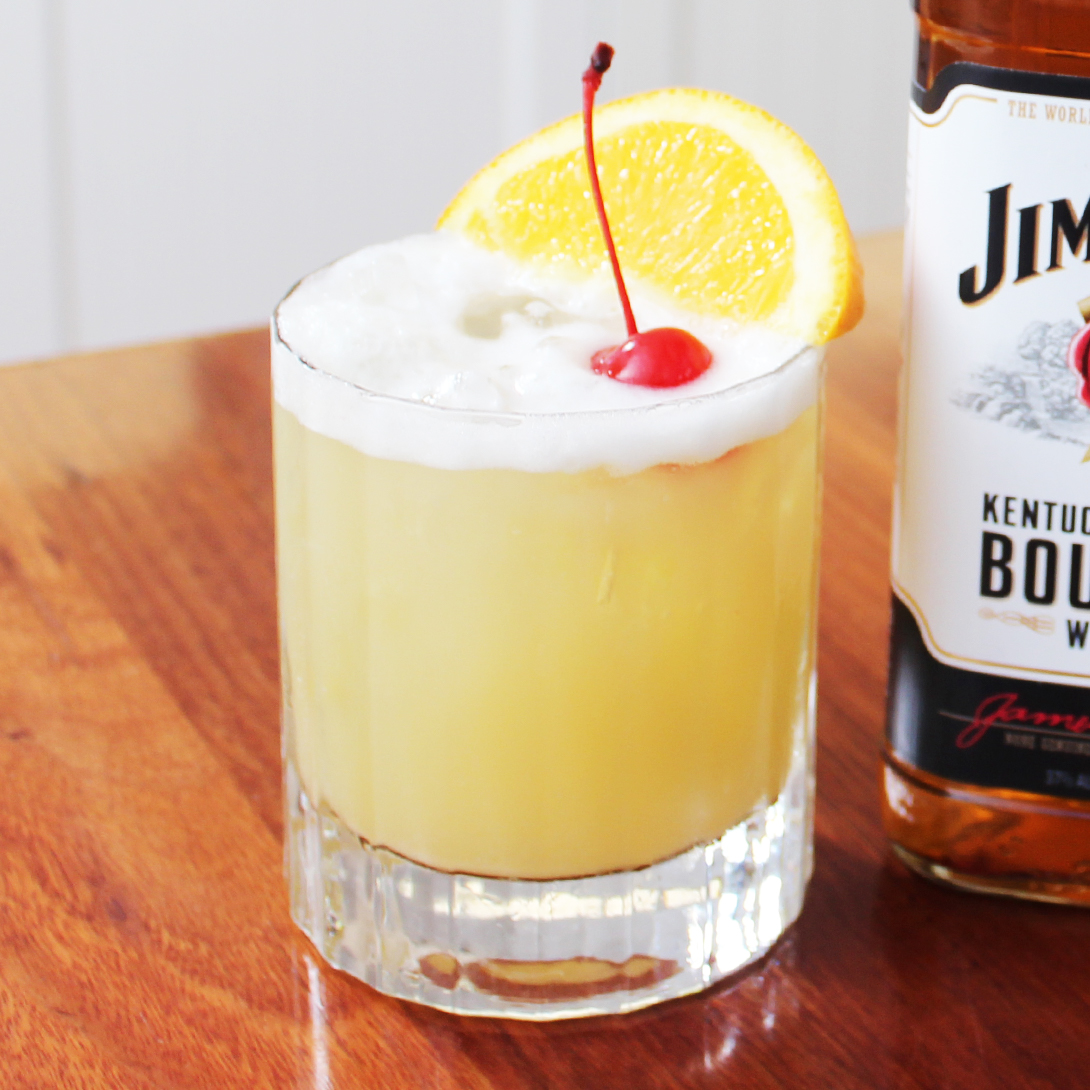 Clermont Whiskey Sour
