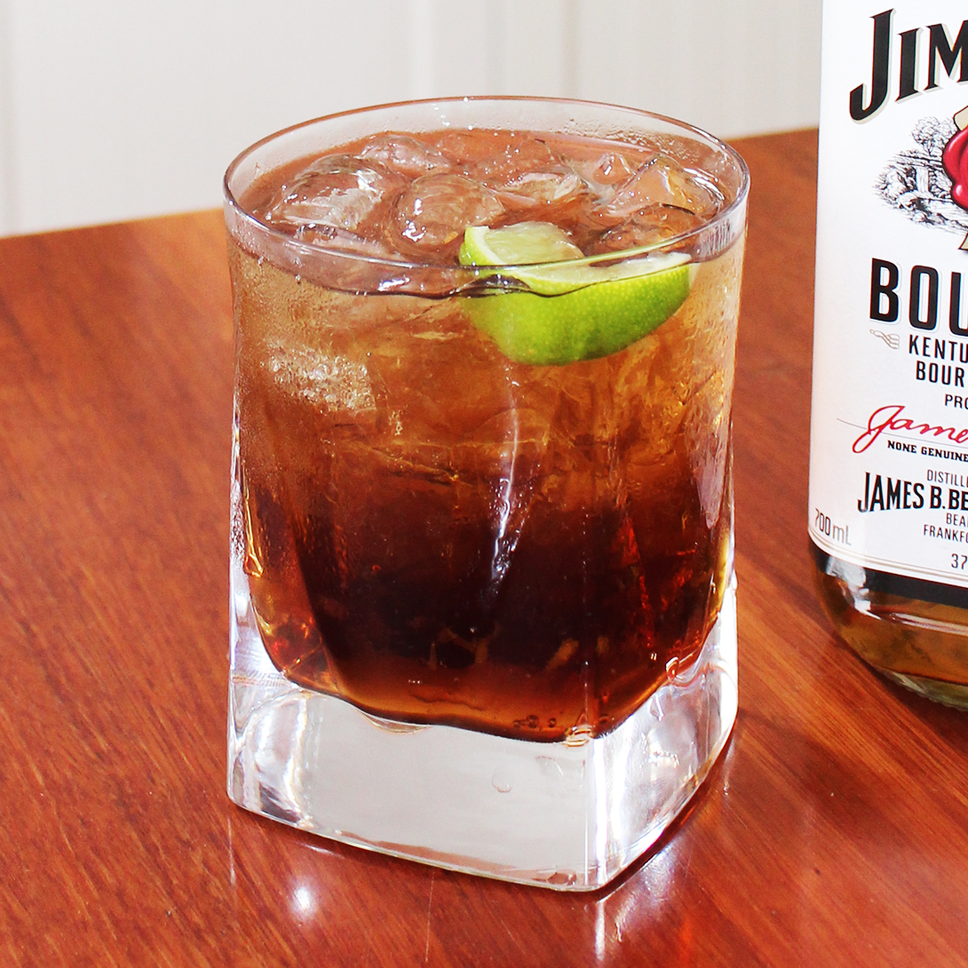 Jim Beam® Drinks: Bourbon Mixed Cocktail Recipes