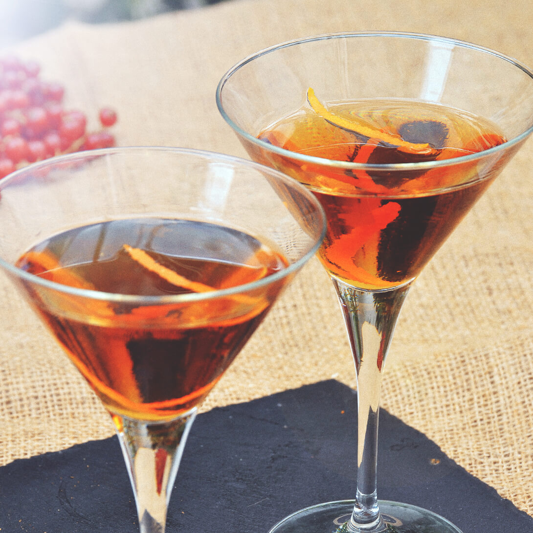 Jim Beam Manhattan