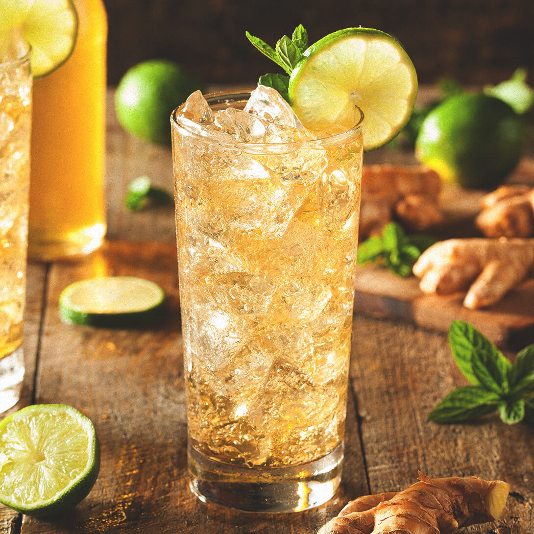 Red Stag Ginger Lime