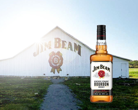 Jim Beam® White Label