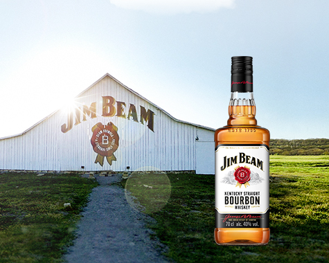 Jim Beam® White