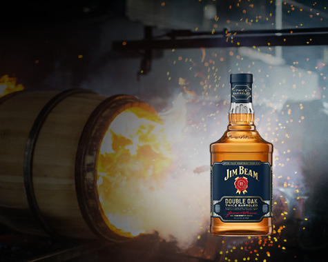 Jim Beam® Double Oak