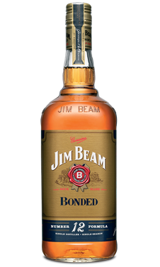 Packshot of Jim Beam® Bonded