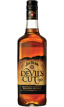 Packshot of Jim Beam® Devil's Cut