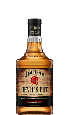 Packshot of Jim Beam Devil's Cut