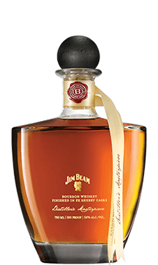 Jim Beam® Distiller's Masterpiece Packshot.