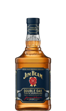 Packshot of Jim Beam® Double Oak