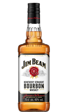 Packshot of Jim Beam® White Label