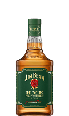 Packshot of Jim Beam Rye