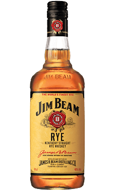 Packshot of Jim Beam® Rye