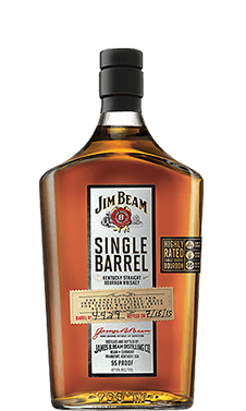 Packshot of Jim Beam® Single Barrel.