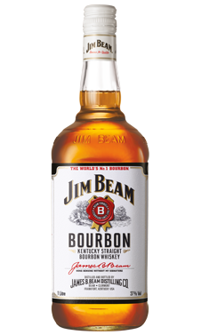 Packshot of Jim Beam® White